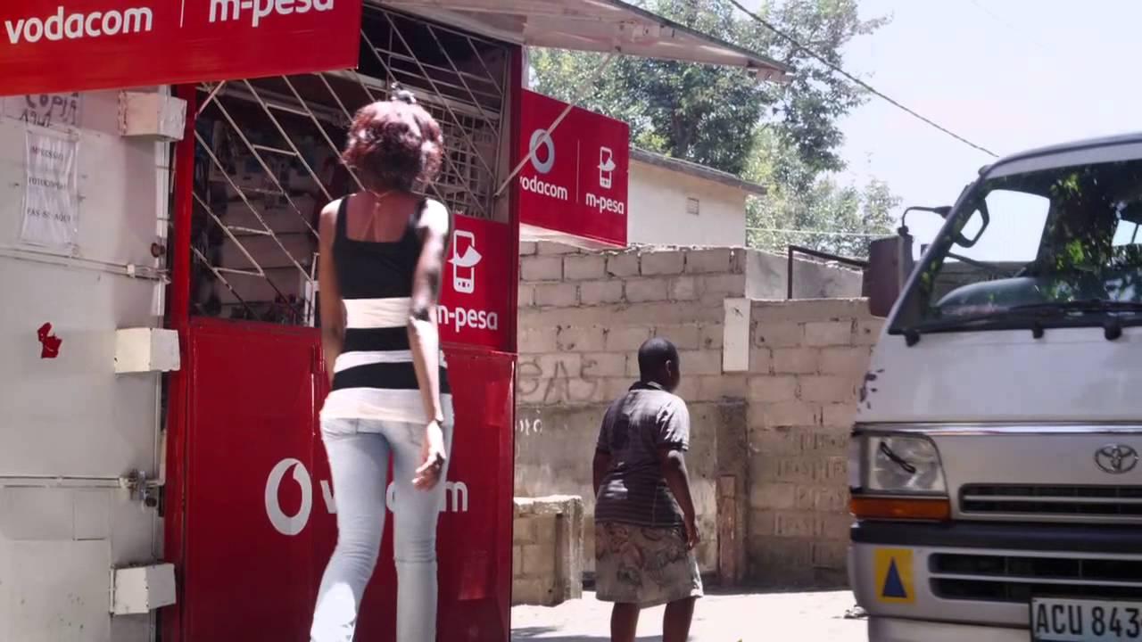 M-Pesa da Vodacom Mozambique – CHAPA